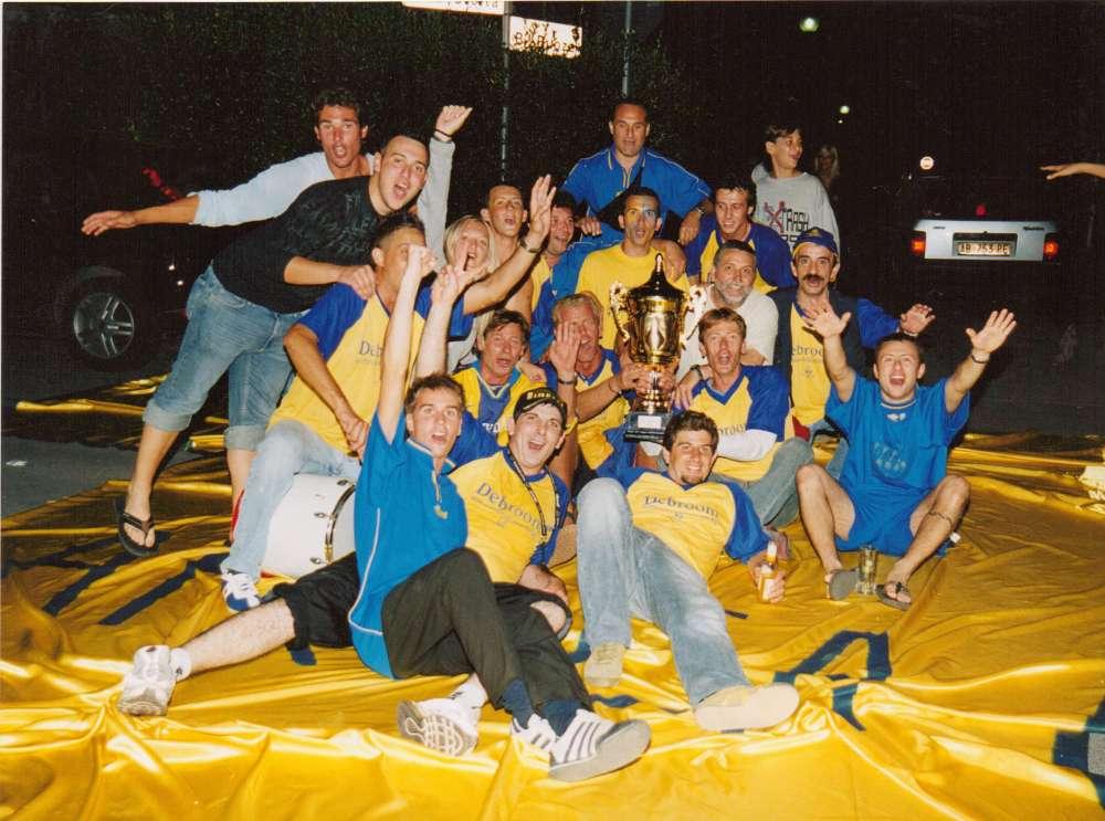 VITTORIA DEL TORNEO edizione 2004 (1/6)