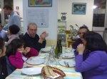 Beppe Puttini con tutta la famiglia