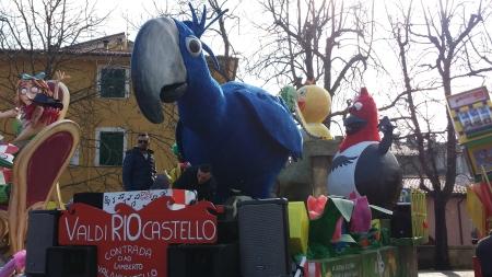 """Valdicastello """" Val di Rio Castello """""""